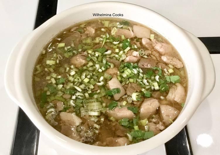 Karelian Meat Stew (Traditional Finnish Dish)🇫🇮