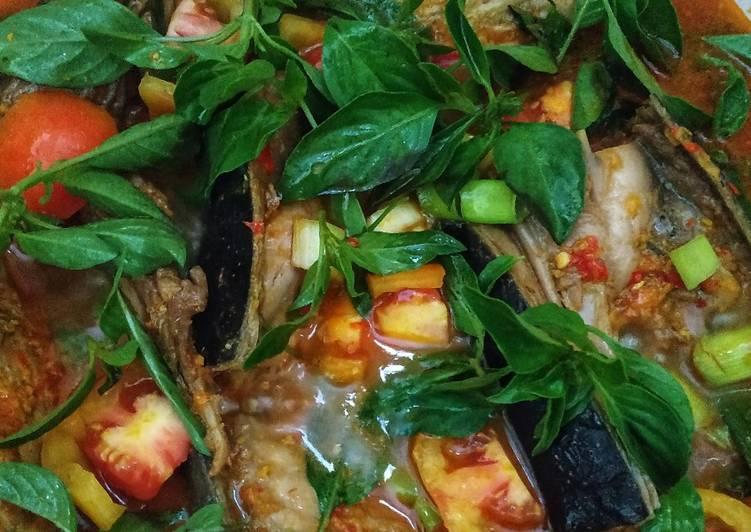 Tuna woku (rahang tuna)