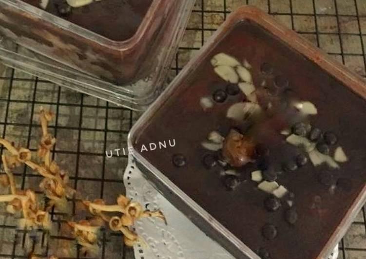Dessert Box Nyoklat