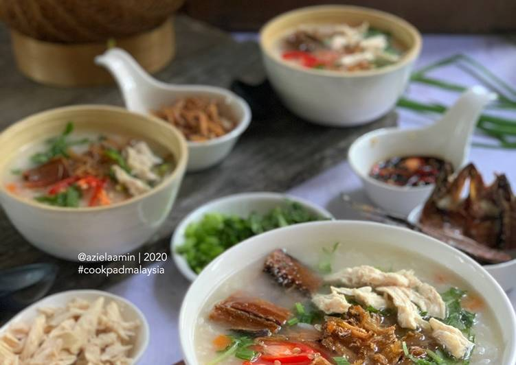 Bubur Nasi Sedapppp - velavinkabakery.com