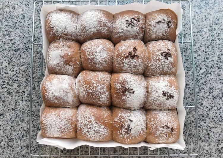 Roti sobek (chocolate)