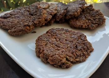 How to Make Appetizing Vegan Sausage Patties