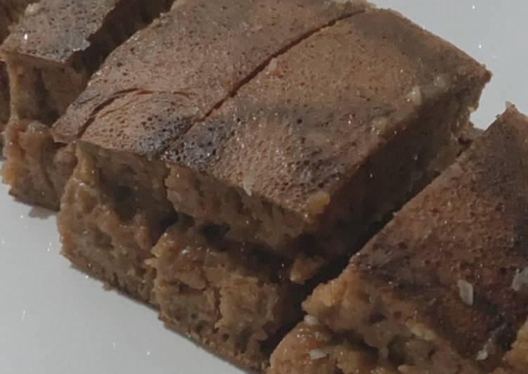 Martabak Manis (Terang Bulan) keju dan coklat ala By's Kitchen