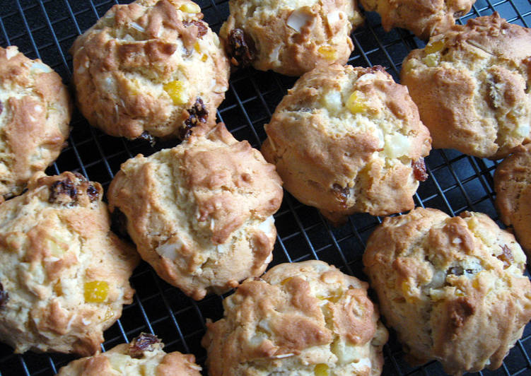 'Hot Cross Bun' Flavour Soft Cookies