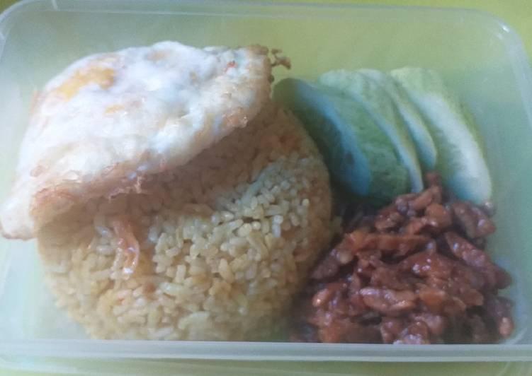Resep Nasi Goreng Rempah Terenak
