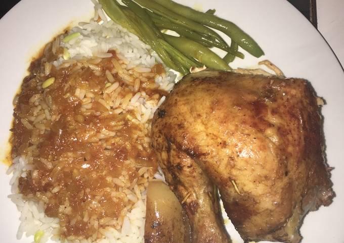 Grilled chicken 🍗