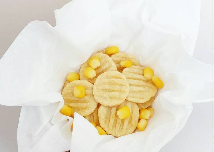 Corn Cookies - MPASI
