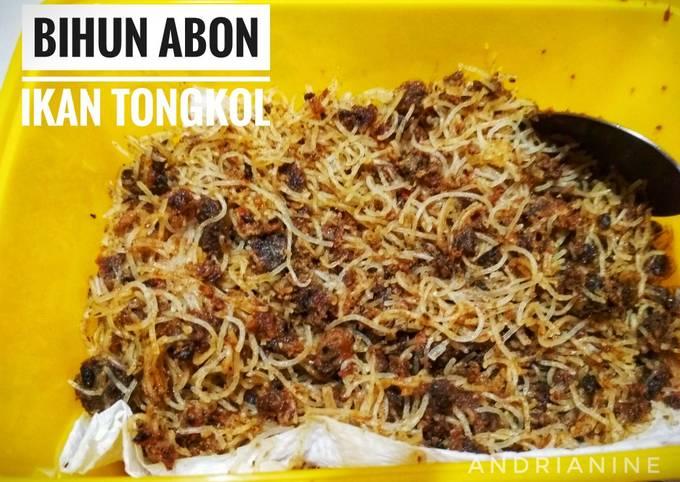 Bihun Abon Ikan Tongkol