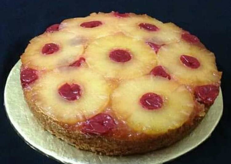 Pineapple Upside Down Cake!