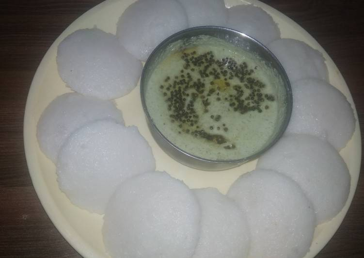 Simple Way to Prepare Ultimate Idli Coconut Chutney