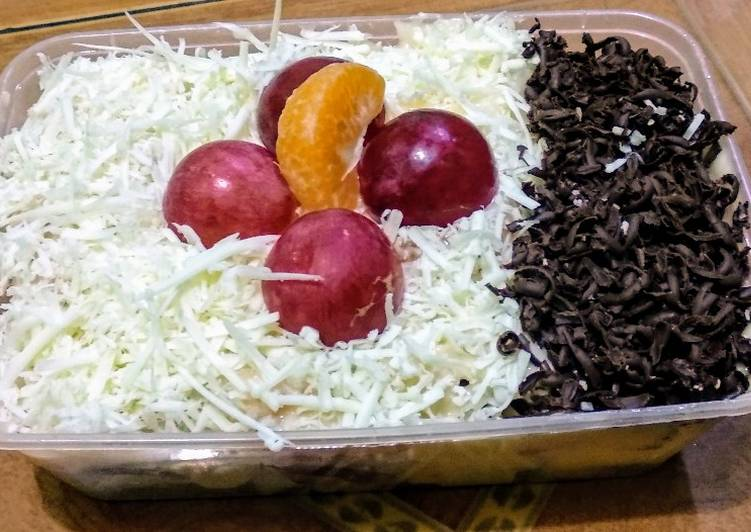 Salad buah yummy 😋 - cookandrecipe.com
