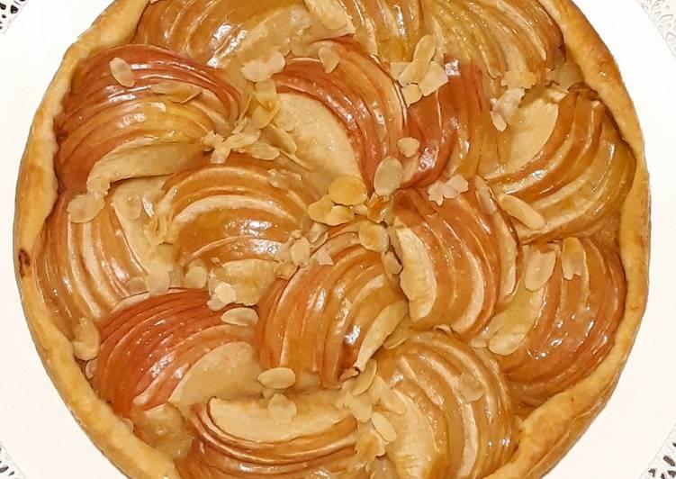 La Recette Pas à Pas ☆Tarte aux Pommes☆
