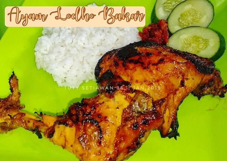 Ayam Lodho Bakar