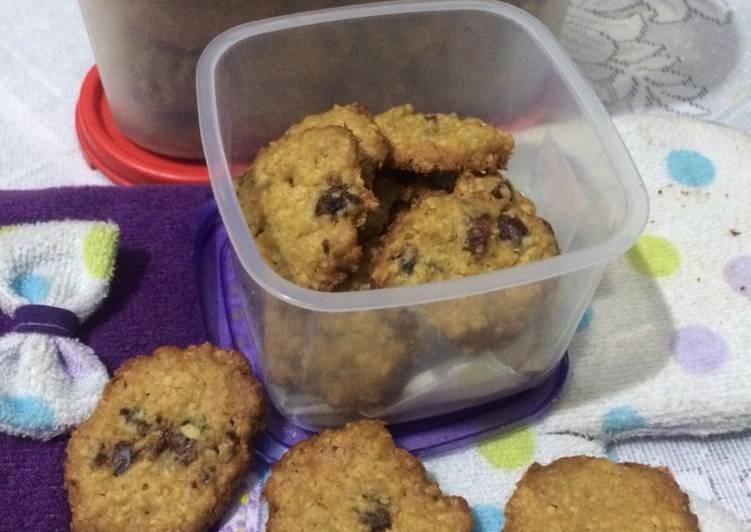 25. Kurma oatmeal cookies 🍪 ala fe' (no oven) #kamismanis