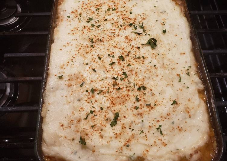 Easy Recipe: Tasty Shepherds pie