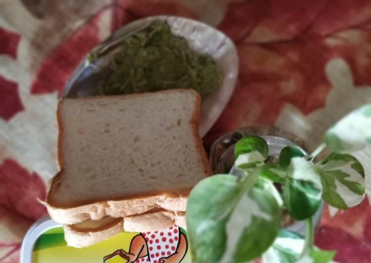 Step-by-Step Guide to Prepare Favorite Instant, avacado, Basil leaves chutney!