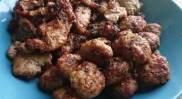 Hình ảnh món Thịt Nướng (bún chả, bún thịt nướng)