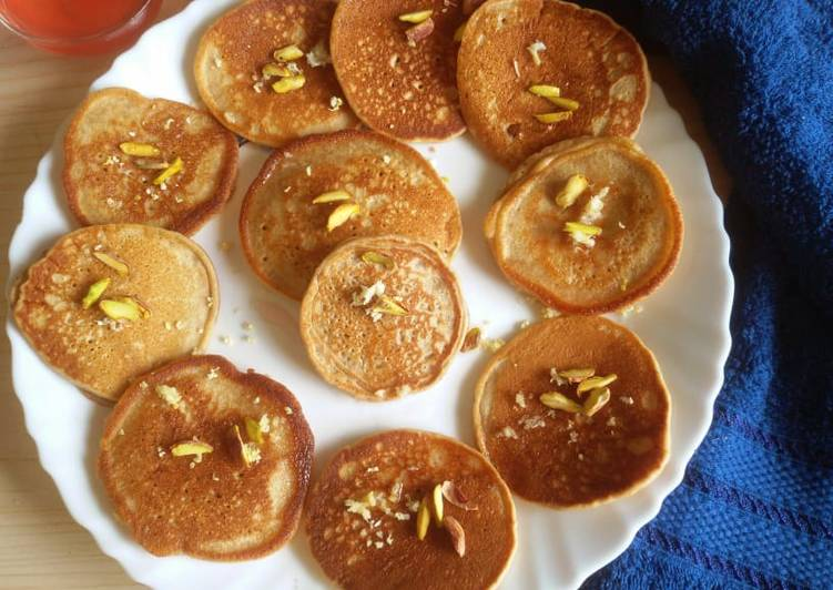 Arabian pancakes, Foods That Are Helpful To Your Heart