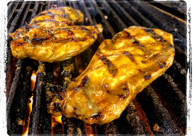 How to Make Delicious Grilled Jerk Chicken