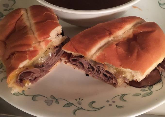 American French Dip