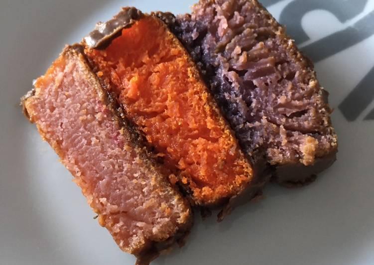 Recette De Gâteau au yaourt coloré