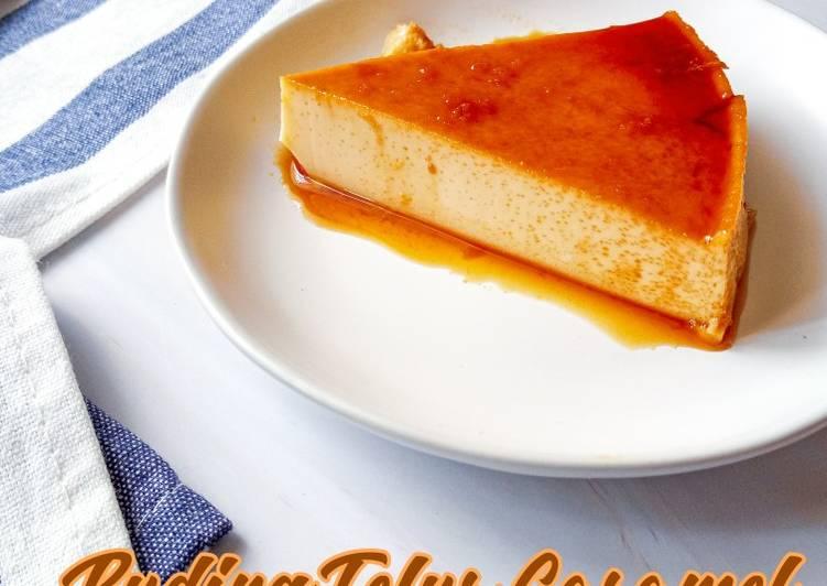 Puding Telur Karamel - velavinkabakery.com