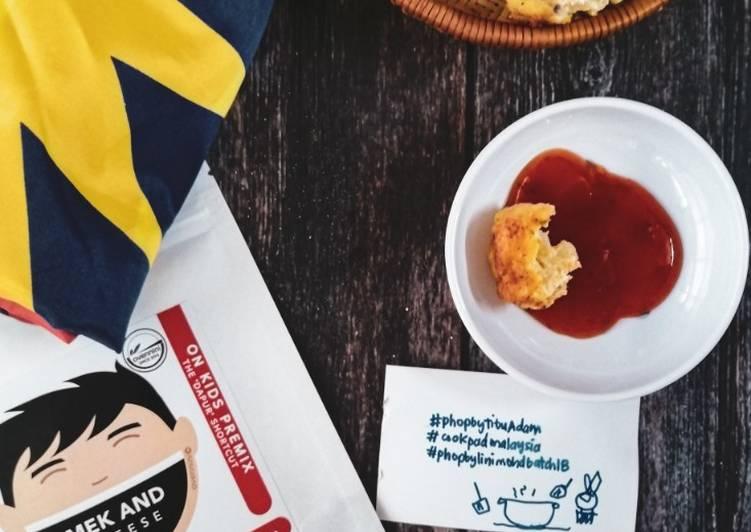 Pankek Malaysia - Nugget Ayam #phopbylinimohd #batch18 - velavinkabakery.com