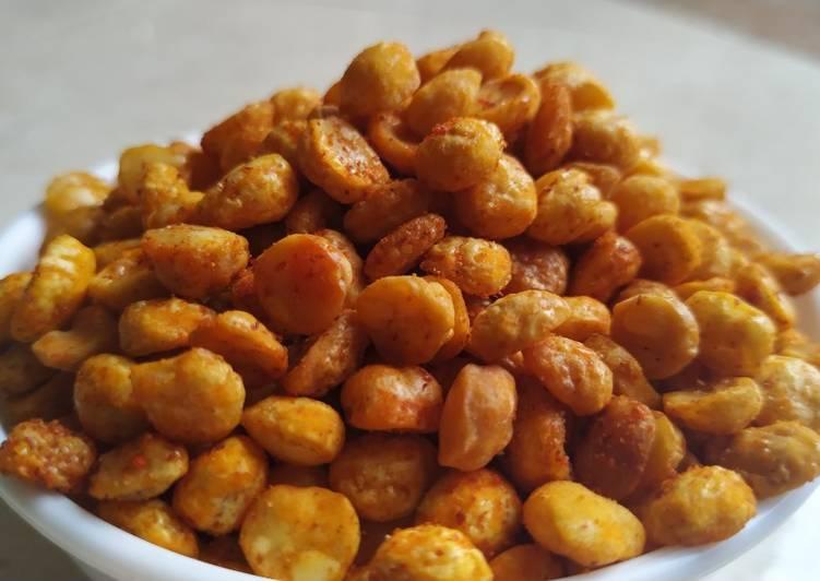 Step-by-Step Guide to Prepare Homemade Chanadal Namkeen