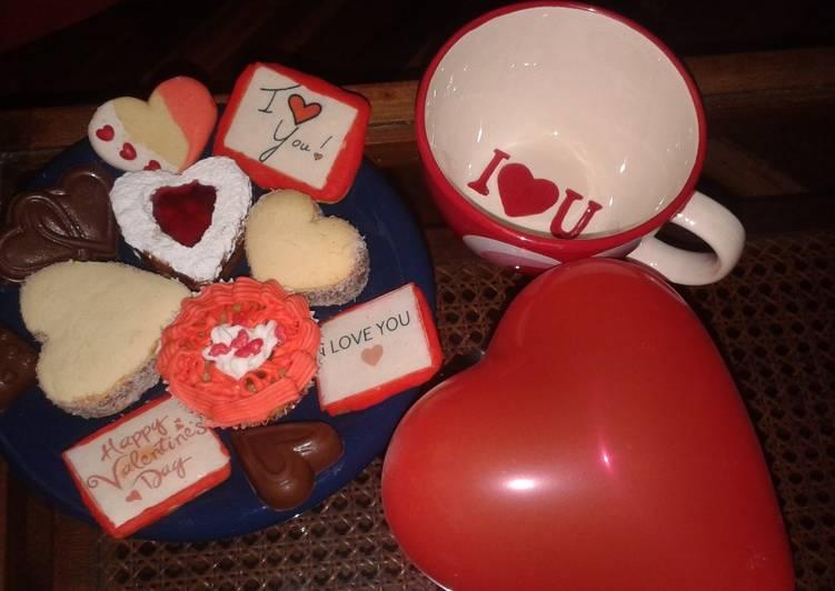 Ideas para San Valentin y sorprender a tu amor Receta de