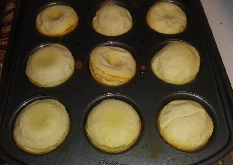 Steps to Prepare Super Quick Homemade Tortillas-cakes