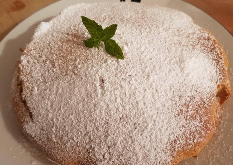 Integral limon azucar sin de bizcocho