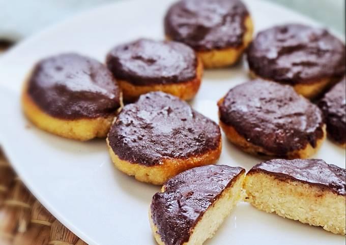 Biscuits banane-amande