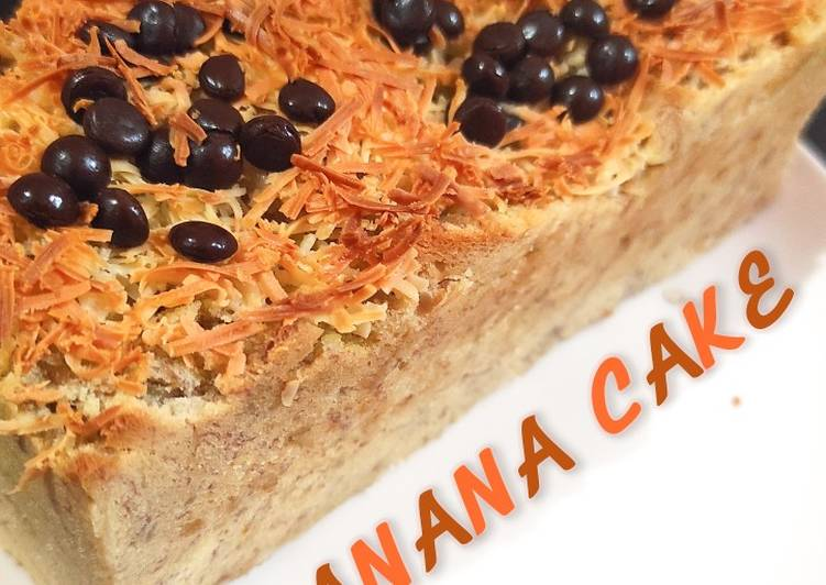123. Banana Cake