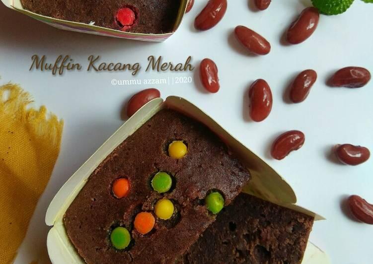 Muffin Kacang Merah