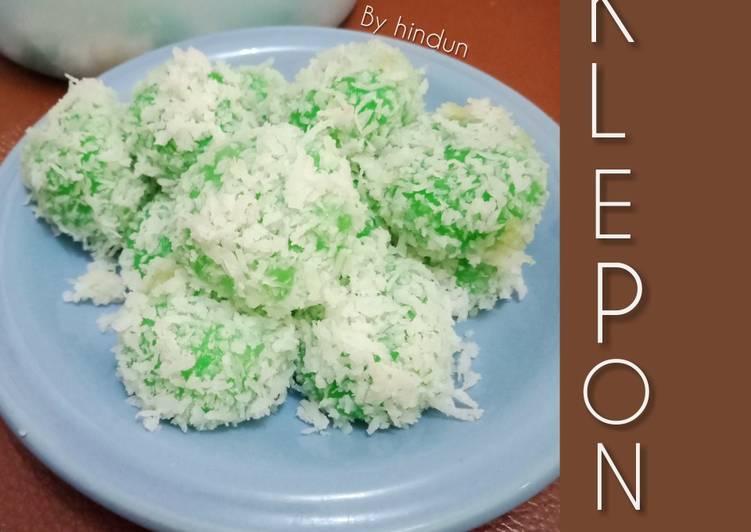 Klepon - cookandrecipe.com