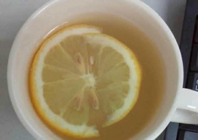 Hot Honey Lemon