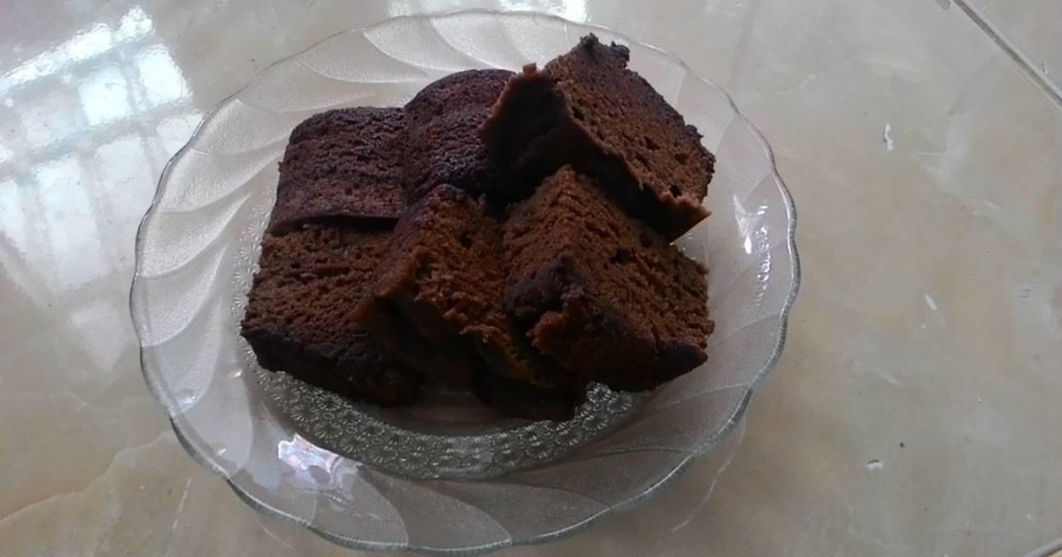 Resep Brownies Chocolatos Simple No Oven No Mixer Oleh Annisa Aziza Cookpad