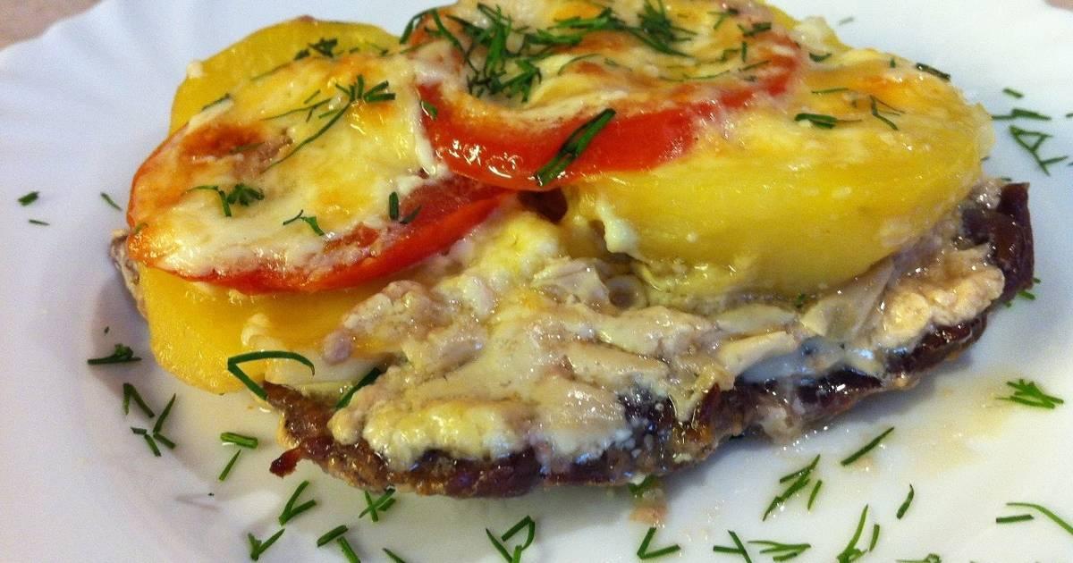 рецепт мяса по французски с картинками вкус