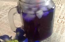 Trà hoa đậu biếc chanh tươi