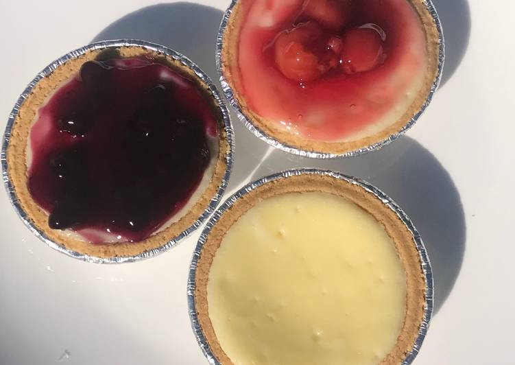 Easiest Way to Prepare Award-winning Individual Cheesecakes