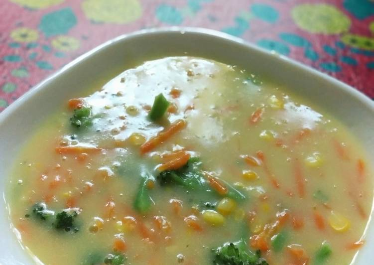 Sup krim royco ala aku