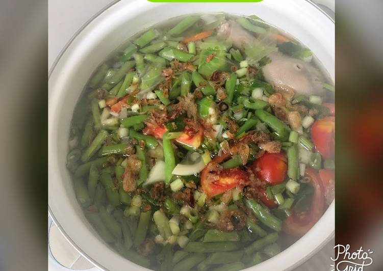 Sup Sayur Sehat
