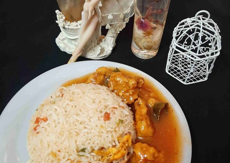 Step-by-Step Guide to Prepare Award-winning Chicken jalfrezi