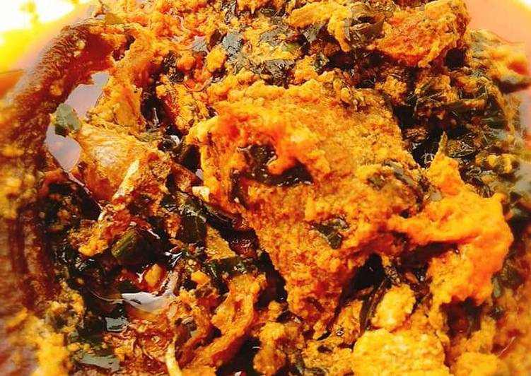 Easiest Way to Make Most Popular Egusi soup