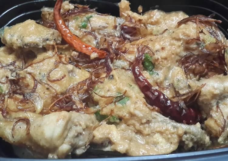 Recipe of Favorite Shahi Chicken Korma