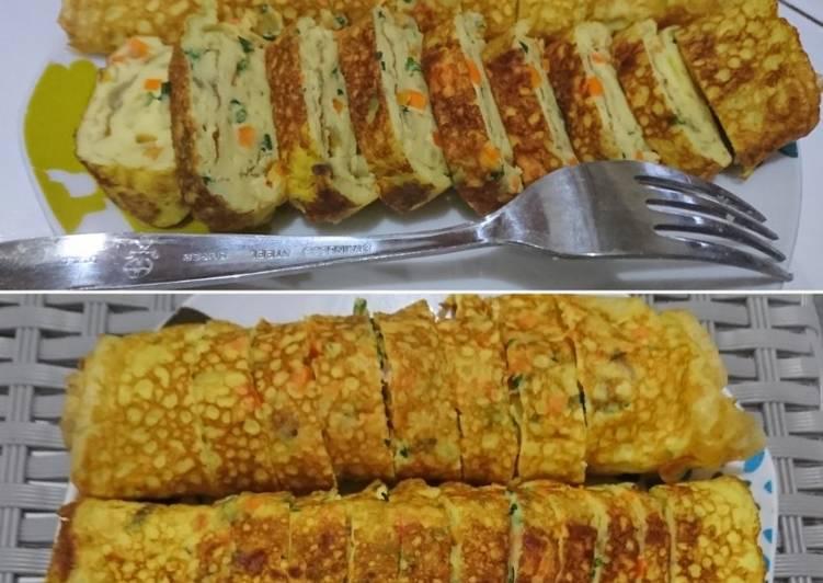 Resep Omelette telor Yang Gampang Sedap