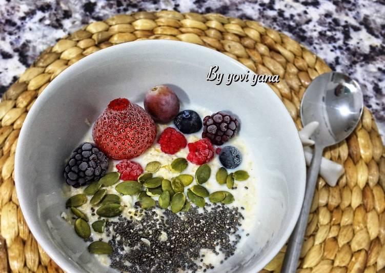 Resep Healthy breakfast Paling Top