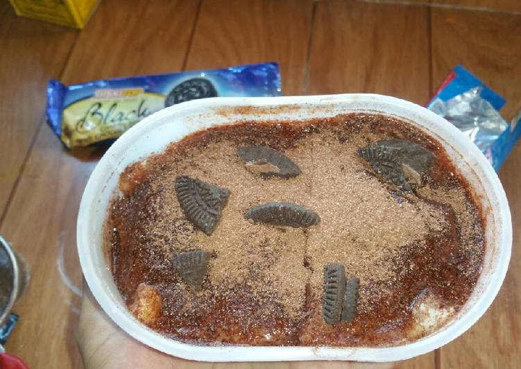 STUP ROTI Tawar full coklat