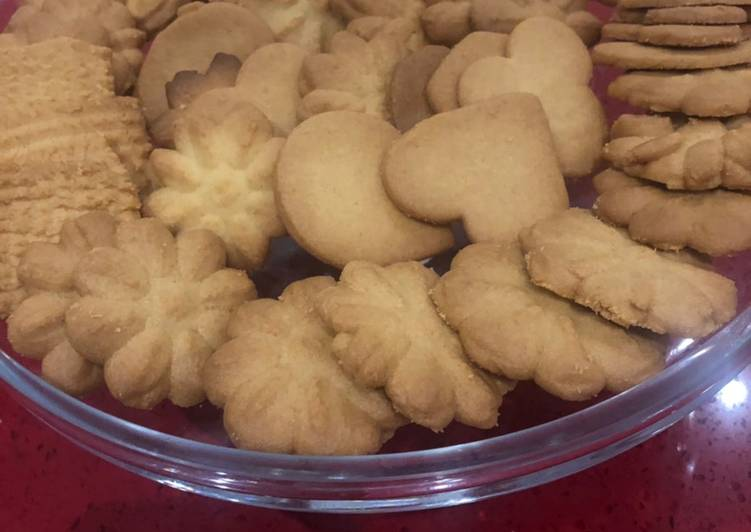 Kenya Style Home made Biscuits