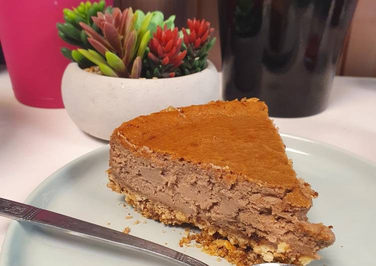 Comment Cuisiner Cheesecake au nutella